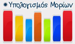 Υπολογισμός Μορίων
